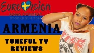 Eurovision 2016 - Armenia - Tuneful TV Reaction & Review