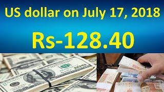 The Price of US Dollar Reached the Highest Level for First Time Pakistan