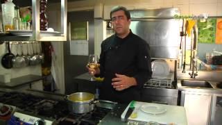 Caril de galinha Garam Massala, à Salero