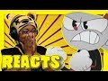 Download Video Download Bendy VS Cuphead DBX by ScrewAttack | Animation Reaction 3GP MP4 FLV
