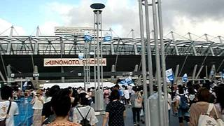 ドリカムコンサート 味の素スタジアム2011