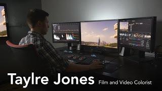 Taylre Jones Film and Video Colorist | Lynda.com from LinkedIn