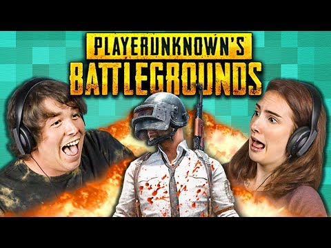 PlayerUnknown s Battlegrounds PUBG React Gaming
