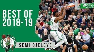 Semi Ojeleye Highlights 2018/19 NBA Regular Season