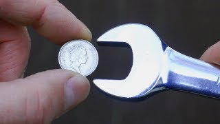 This Coin Trick Could Help You In An Emergency