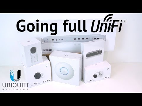 Massive UniFi Home Network Upgrade Part 1 The Hardware