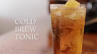 #6 Cold Brew Tonic