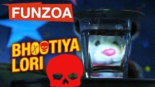 💀 BHOOTIYA LORI 💀  Funzoa Funny Song   Hindi Scary Lullaby   Mimi Teddy Videos   Fun zoa Comedy