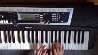 Sword Art Online ED1 - Yume Sekai - Piano Tutorial
