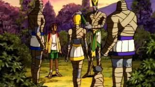 Mummies Alive!- 1x01-RA RA RA FULL EPISODE