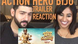 Action Hero Biju Trailer Reaction | Nivin Pauly | RajDeep