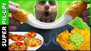 3 recetas fáciles para ver el fútbol - receta