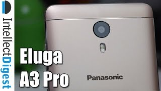 Panasonic Eluga A3 Pro Unboxing, Features, Camera And ARBO Overview