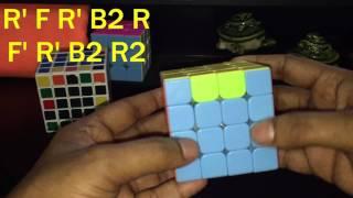 Easy rubiks cube tutorial 4x4 part 5 Bangla
