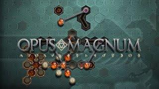 OPUS MAGNUM Amazing Alchemist Game - Let