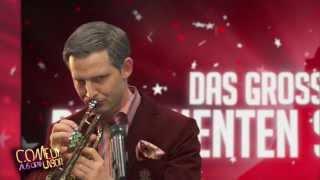 Comedy aus dem Labor - Prominenten Special - Rainer Maria Salzgeber