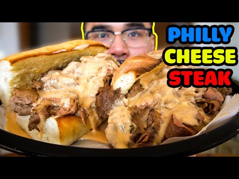 How to Master THE CHEESE STEAK