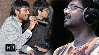 Tamil Movie Gossip - Dhanush writes lyrics for one song in Vijay's Kathi |நாங்க சொல்லல்ல