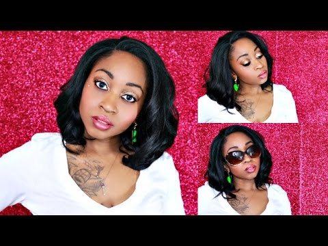 HOW TO ☆IT'S  A WIG REMI TOUCH LACE RT7 ☆ Hair So Fly☆