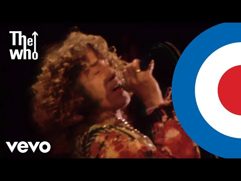 The Who - Pinball Wizard (Live)