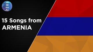 #MusicAroundTheWorld | 15 Songs from Armenia