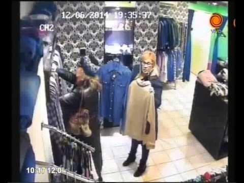 te mostramos otro robo de mecheras en Córdoba 24 06 2014