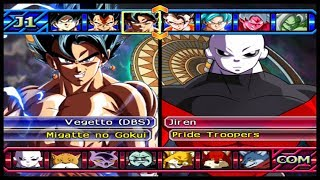SAIU!!ATUALIZADO!Dragon Ball Z Budokai Tenkaichi 3 LATINO (ANALISE + GAMEPLAY)