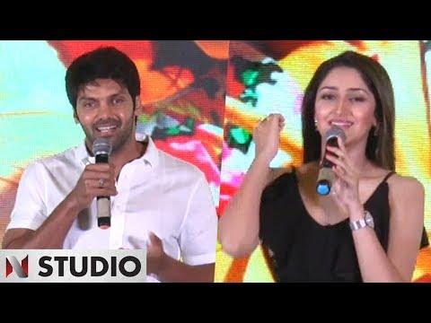 Xxx Mp4 Arya Sayesha Saigal Speech At Ghajinikanth First Single Release 3gp Sex