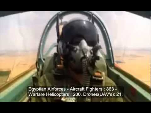 Egyptian Armed Forces  vs Israeli Armed Forces  - Comparison