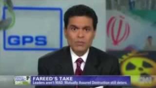 CNN´s Fareed Zakaria: Israeli Warmongering Against Iran Unjustified ایران