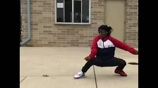 Yvng Swag Dances to Chanda Mbao's 'Wave' (ft. Scott)