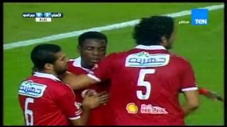 """اهداف مباراة  """" الاهلي  vs حرس الحدود """" 3 / 0 ...... الدورى المصرى 2015 - 2016"""