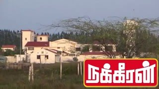Exclusive video : container lorries in jayalalitha siruthavur bungalow