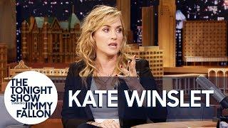 Kate Winslet Cut Off a Family Friend's Ear