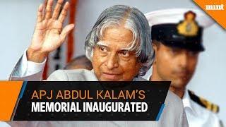 Narendra Modi inaugurates APJ Abdul Kalam's memorial in Tamil Nadu