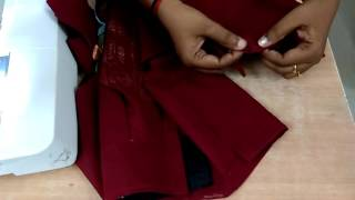Blouse Stitching in Tamil Part 6