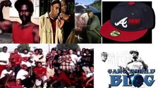 "Athens Park Bloods APB Cle ""Bone"" Sloan Hood (Los Angeles)"