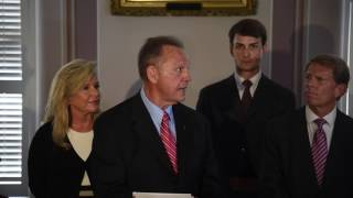 Alabama Chief Justice Roy Moore suspended for remainder of term