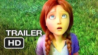Dorothy Of Oz TRAILER 1 (2013) - Lea Michele, Patrick Stewart Animated Movie HD