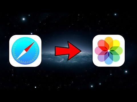 Download Videos to iPhone Camera Roll (NO JAILBREAK) Any iOS Version | Updated 2017!!