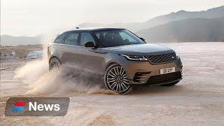 Range Rover Velar 2017 first look