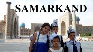 Uzbekistan/Beautiful Samarkand/Registan    Part 18