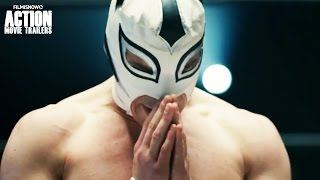 THE MASKED SAINT ft. Brett Granstaff | Official Trailer [Action 2016] HD
