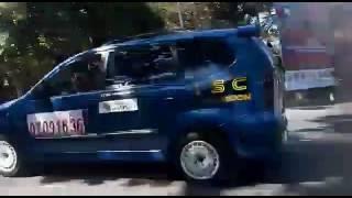 Daihatsu Xenia Turbo Test Track @ Open Practice Sunday Fun Race, 22 Mei 2016 Renon Denpasar Bali