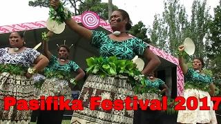 Pasifika Festival 2017, Fiji village