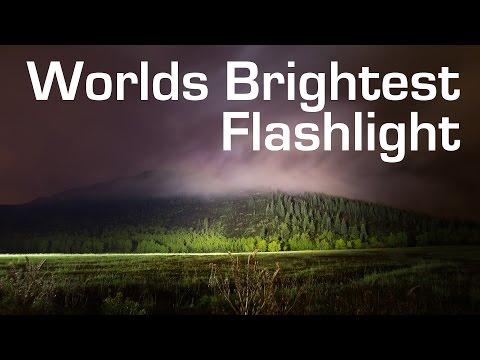Xxx Mp4 1000W LED Flashlight Worlds Brightest 90 000 Lumens 3gp Sex