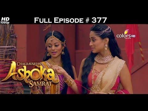 Chakravartin Ashoka Samrat - 8th July 2016 - चक्रवर्तिन अशोक सम्राट - Full Episode HD