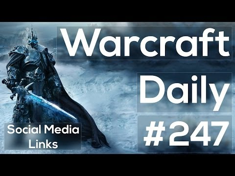 WoW Daily - Warlords of Draenor Developer Chat Via Twitter