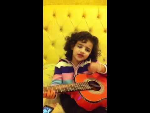 Dudinha cantando Adele Someone Like You