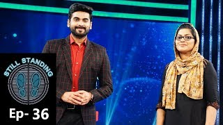 Still Standing I EP 36 - Strong battle with Shahini I Mazhavil Manorama